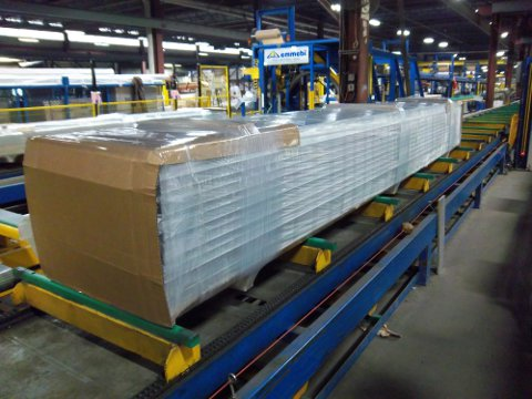 Aluminum packing solution