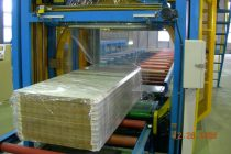 EPS horizontal wrapping machine